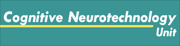 Cognitive Neurotechnology Unit